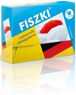 Niemiecki. Fiszki - Czasowniki nieregular. w.2013