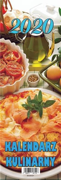 Kalendarz 2020 Paskowy Kulinarny BESKIDY