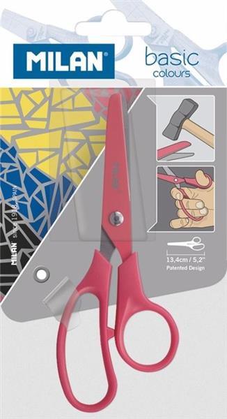 Nożyczki kolorowe MILAN