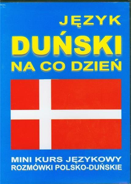 J. duński na co dzień + CD + MP3