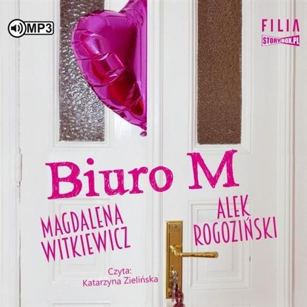 Biuro M audiobook