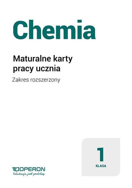 Chemia LO 1 Maturalne karty pracy ZR w.2019