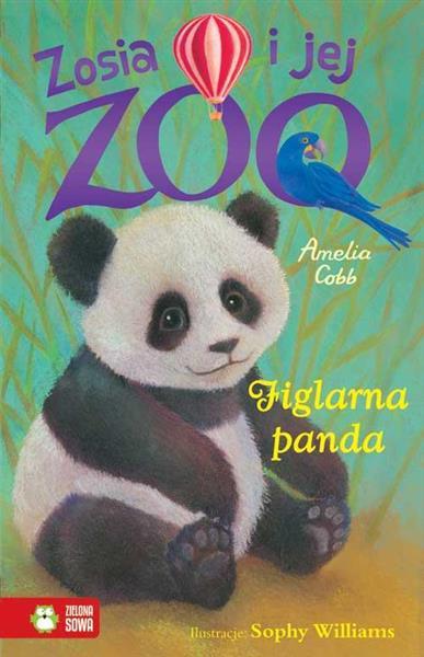Zosia i jej Zoo. Figlarna panda  OUTLET