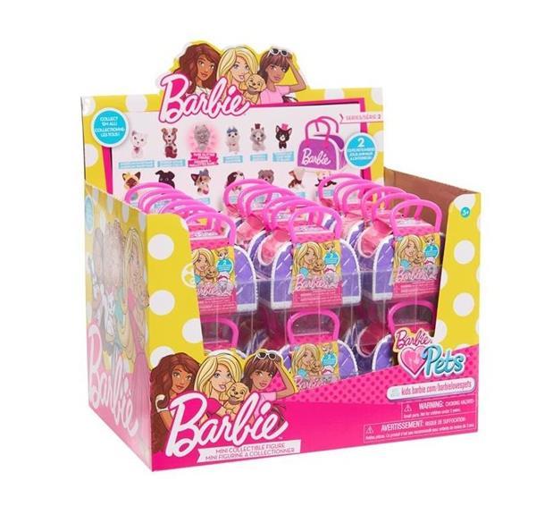 Barbie Mini zwierzątka