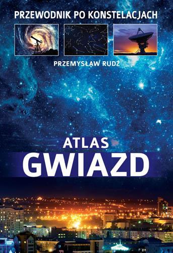 ATLAS GWIAZD PRZEWODNIK PO KONSTELACJACH  outlet