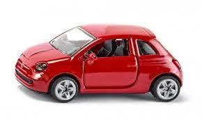 Samochodzik- Fiat 500
