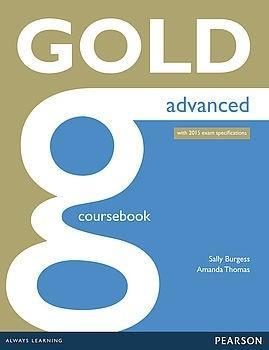 Gold Advanced CB + 2015 exam specifications PERSON