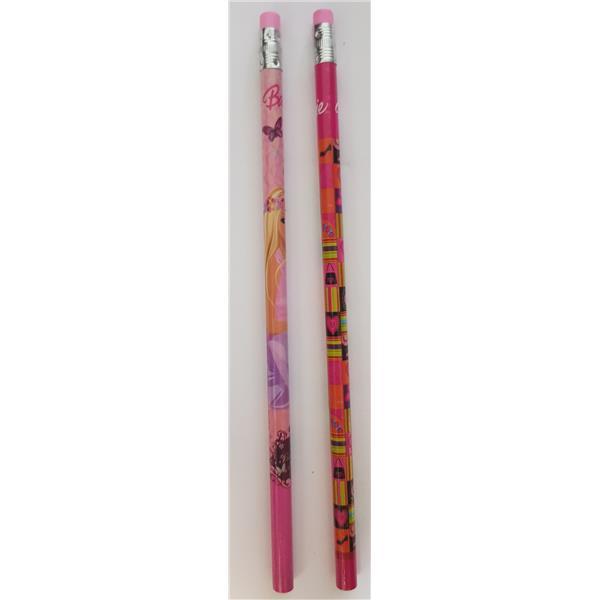 Ołówek z gumką Barbie OUTLET