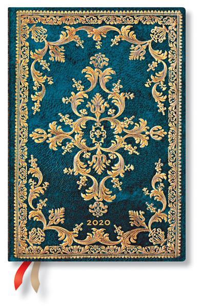Kalendarz książkowy midi 2020 12M Metauro