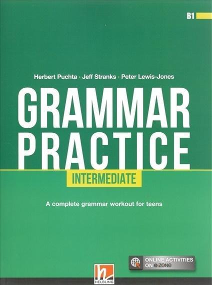 Grammar Practice Internediate B1 + e-zone