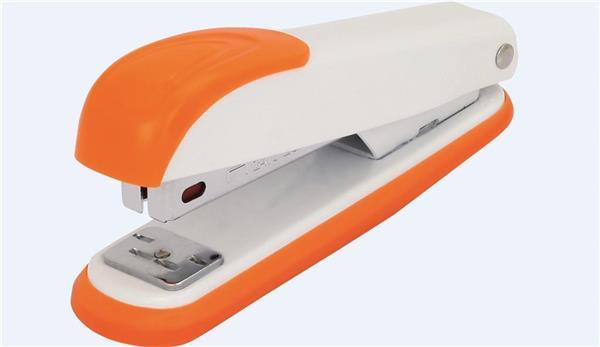 Zszywacz AXA S6120B pomarańczowy 28 kartek EAGLE