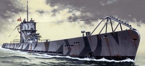 Okręt Podwodny U-40 Niemiecki