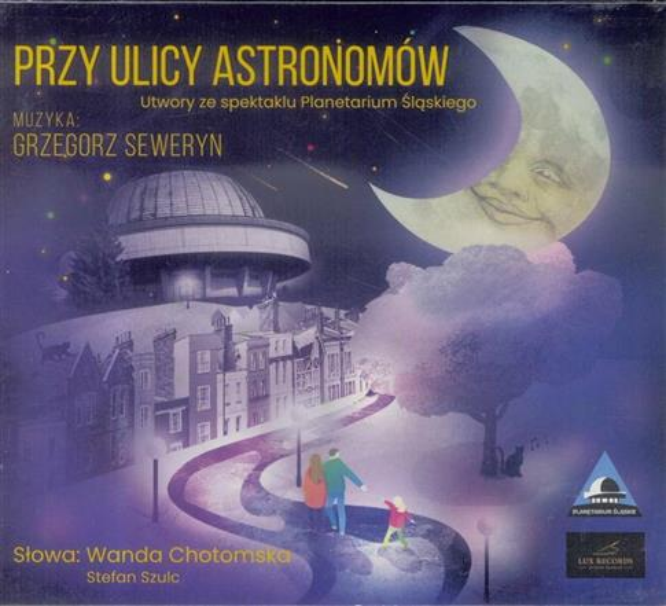 Przy ulicy Astronomów CD