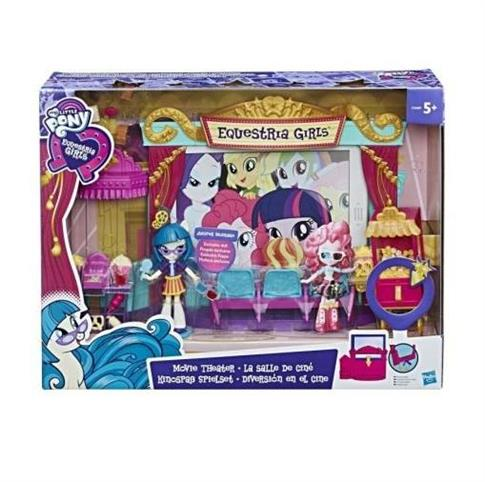 My Little Pony Equestria Girls Minis Zestaw kinowy