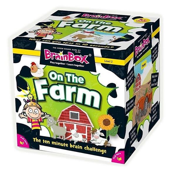 BrainBox On the Farm wersja angielska ALBI