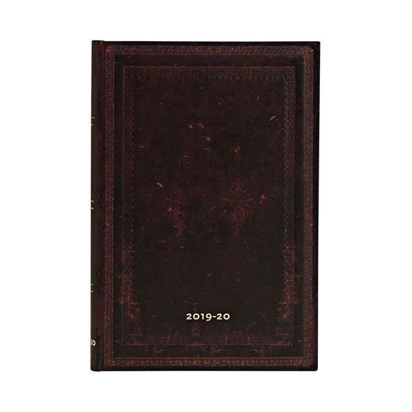 Kalendarz książkowy mini 2019-2020 Moroccan Bold