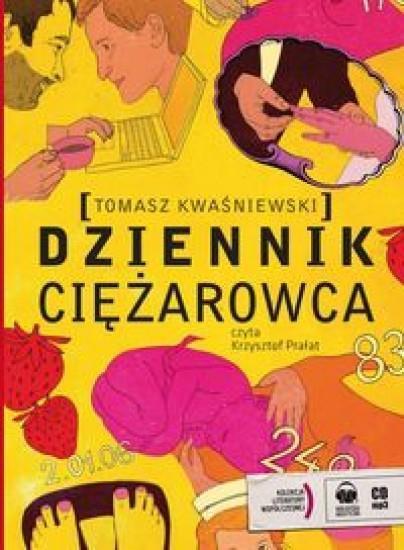 Dziennik ciężarowca audiobook OUTLET