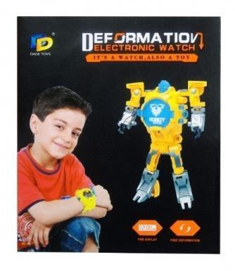 Zegarek robot