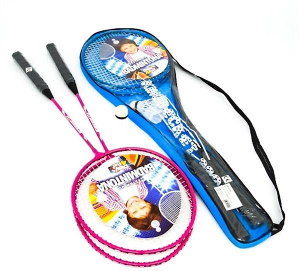 Badminton z lotką