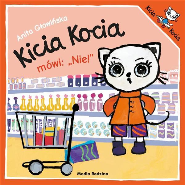 Kicia Kocia mówi: NIE! w.2019