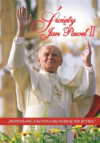 Święty Jan Paweł II -