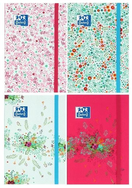 Kalendarz szkolny Flowers OXFORD