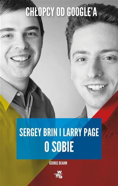 Larry Page i Sergey Brin o sobie OUTLET