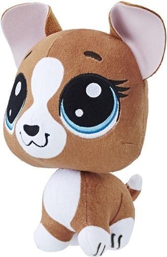 Littlest Pet Shop Pluszowe zwierzaki - Roxi