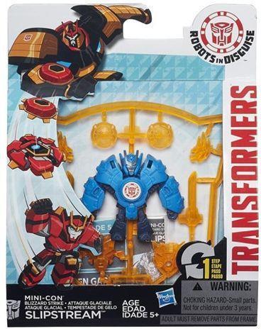 Hasbro Transformers RID Mini-Con DSlipstream