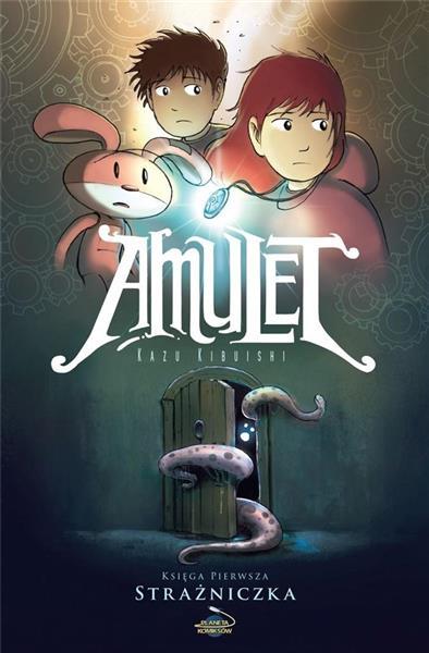 Amulet T.1 Strażniczka w.2