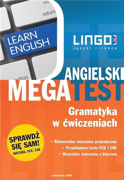 Angileski. Megatest. Gramatyka w ćwiczeniach