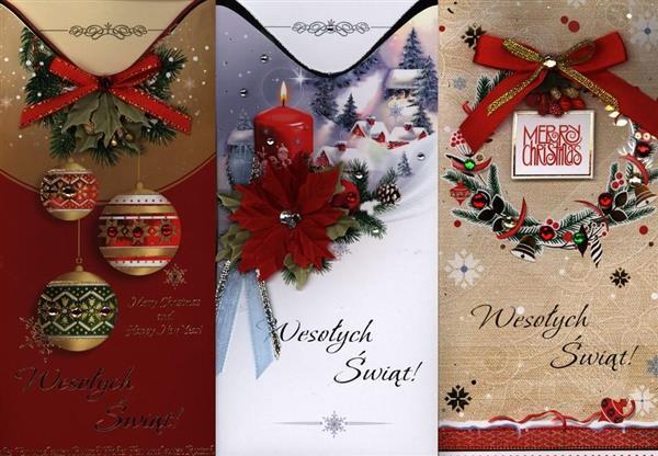 Karnet DLR Boże Narodzenie MIX