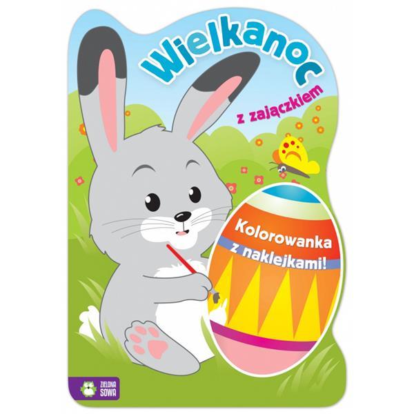 Wielkanoc z... Wielkanoc z zajączkiem