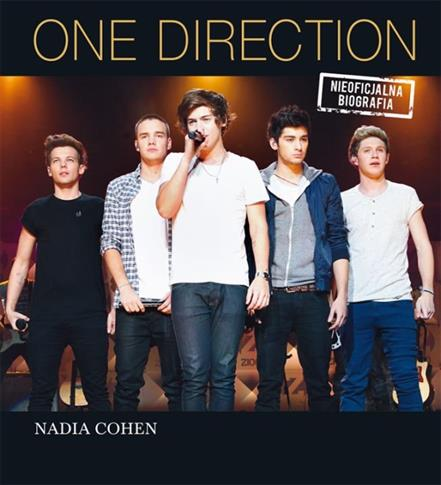 One Direction Nieoficjalna biografia OUTLET