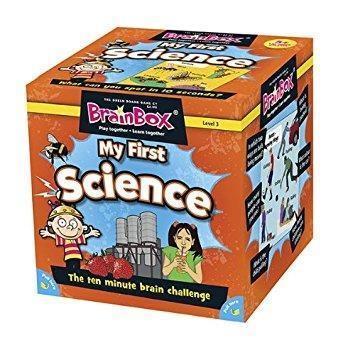BrainBox My First Science wersja angielska ALBI