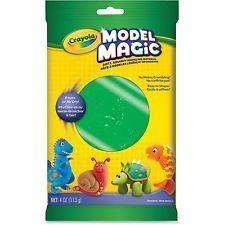 Magiczna modelina - Zielona CRAYOLA