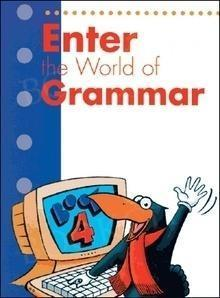 Enter the World of Grammar Book 4