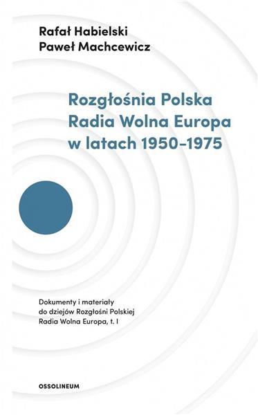 Rozgłośnia Polska Radia Wolna Europa w latach..