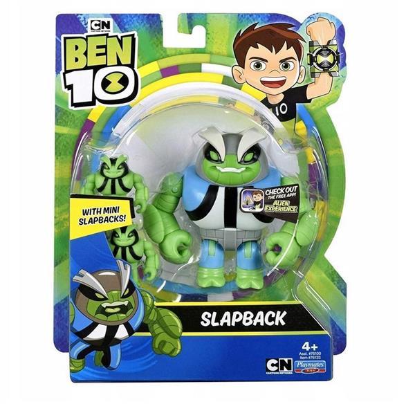 Ben 10 - figurka Slapback