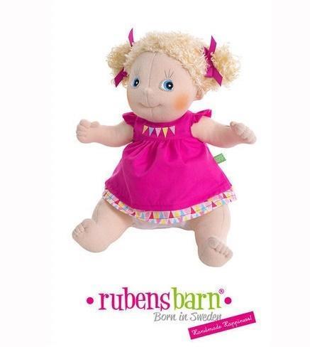 Lalka Rubens Barn Kids Linnea