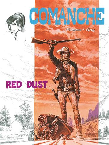 Comanche Red Dust outlet