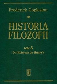 Historia filozofii T.5 Od Hobbesa do Hume`a