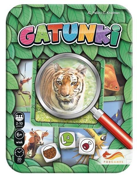 Gra - Gatunki (puszka)