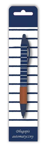 Długopis automatyczny Fashion paski