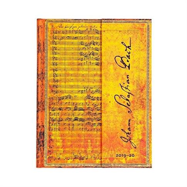 Kalendarz książkowy ultra 2020 18M Bach Cantata