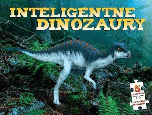 5 układanek. Inteligentne dinozaury