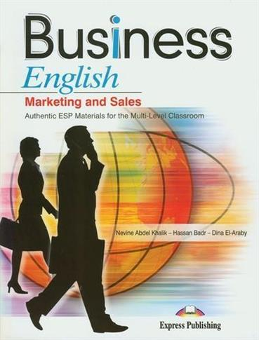 Business English: Marketing and Sales SB + CD