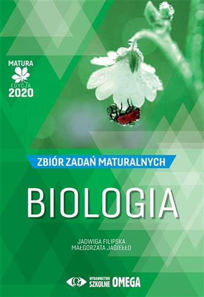 Matura 2020 Biologia Zbiór zadań maturalnych OMEGA