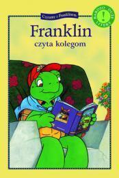 Franklin czyta kolegom. Czytamy...