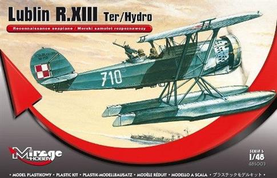 Samolot Morski Rozpoznawczy Lublin R.XIII Polski-304415